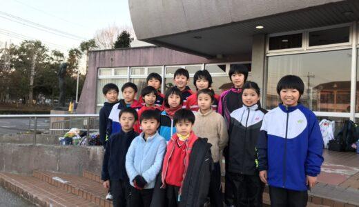桜川ジュニア練習会